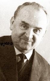 Dr Zygmunt Kulig - więzień lekarz obozu Hartmannsdorf.